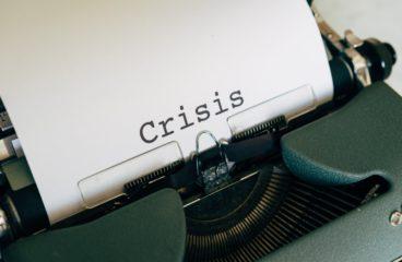 En varslet krise